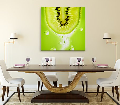 Canvas Print Dinning Room