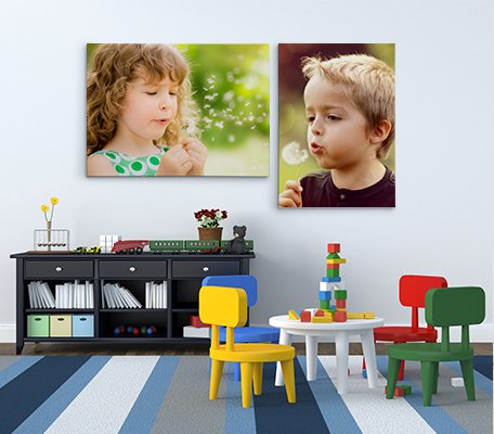 Canvas Print Kids Room