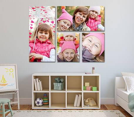 Personalized Wall Displays